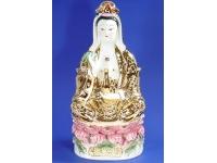 "14"" 金身萬佛光觀音 Buddha(guanyin)"