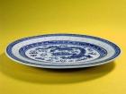 魚盤(米通) Oval Plate
