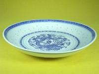 "12"" 正德盤(米通) Round Deep Plate"