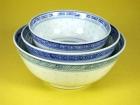 企口碗(米通) Rice Bowl
