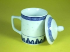 中山筒(米通) Mug W/Lid