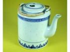 桶型壺(米通) Tea Pot Handles