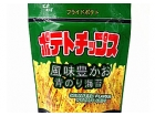 巨浪大切薯片- 海苔 EDO Fries Cut chips-Seaweed