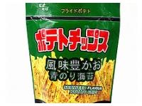 巨浪大切薯片- 海苔 EDO Fries Cut chips-Seaweed