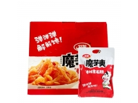 卫龙 魔芋爽盒装-香辣 WEILONG Konjac Snack in Box-Hot