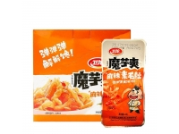 卫龙 魔芋爽盒装-麻辣 WEILONG Konjac Snack in Box-Spicy&Hot