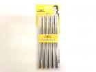 10雙裝不銹鋼筷子 Stainless Steel Chopsticks