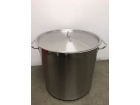 1.5mm厚底高湯桶 S/S stock pot with cover(tall)