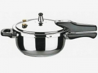 D形壓力鍋(带玻璃盖) Presure Cooker