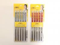 5雙裝不銹鋼筷子 Stainless Steel Chopsticks