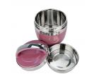 保溫塑蓋提鍋 S/S Handled Pot