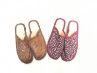 花紋布拖鞋 Slippers