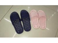 編織男/女浴室拖鞋 Slippers
