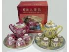 六頭大茶具 Tea set