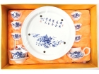 "8"" 牡丹爭艷 Tea Set"