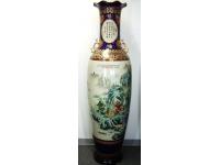 荷口瓶(加木座) Vase