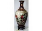 長頸天球(精彩) Vase