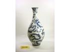 """14"""" 細口蝴蝶瓶 Vase"""