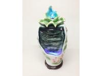 """26"""" 细水长流(陶瓷假山) Ceramic Fountain"""