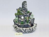 高山流水(仿假山流水) Water fountain