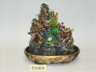 小#雙龍戲珠(仿假山流水) Water fountain