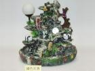 國色天香(仿假山流水) Water fountain