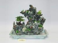 人間勝景(仿假山流水) Water fountain