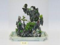 神女峰(仿假山流水) Water fountain