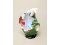 """22"""" 月影(陶瓷假山) Ceramic Fountain"""