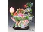 """20"""" 青蛙 Ceramic fountain"""