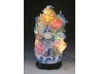 "26"" 噴霧九龍 Ceramic fountain"