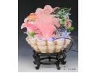 "20"" 寶貝海龜 Ceramic Fountain"