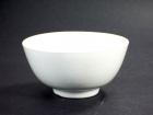 企口碗(白胎) Rice Bowl