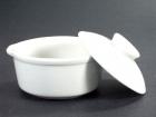 雙耳炖盅(白胎) Rice Pot W/Lid