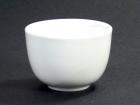 """3"""" 厚工中杯(白胎) Tea Cup"""
