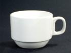 咖啡杯碟(白胎) Coffee Cup/Saucer