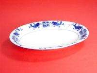 魚盤(新藍魚) Rice Plate
