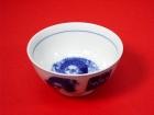 企口碗(新藍魚) Rice Bowl