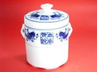高蔘盅(新藍魚) Ginseng Pot