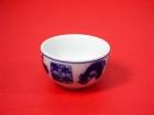 """3"""" 厚工中杯(新藍魚) Tea Cup"""
