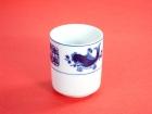 直身杯(新藍魚) Tea Cup
