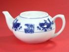 2號柿壺(新藍魚) Tea Pot Oval