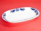 長方盤(新藍魚) Rectangular Plate