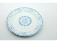 """8"""" 平盤(邊花) Soup Plate"""