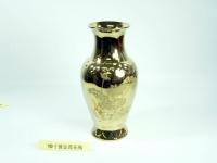 鍍金蓮花瓶 Lotus Vase