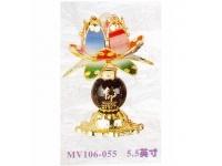 """MV106-055 5.5""""歡喜心經蓮花燈"""